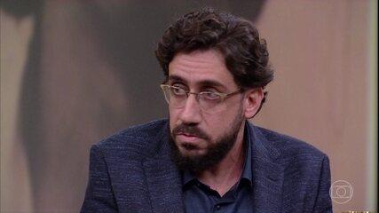 Matheus Leitão relembra história dos pais na ditadura