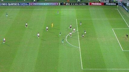 Melhores momentos: Palmeiras 3 x 1 Fluminense pela 6ª rodada do Campeonato Brasileiro