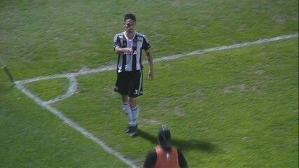 Gol de Henan, o segundo do Figueirense no empate em 2 a 2 com o ABC, gerou a discussão sobre a ausência de fair play no lance