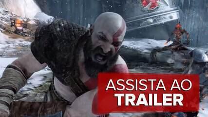 E3 2017: 'God of War' ganha novo trailer na conferência da Sony