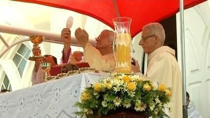 Cidades do Centro-Oeste Paulista celebram o Corpus Christi com procissões e missas