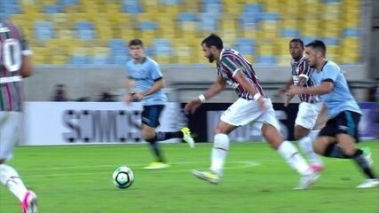 Melhores momentos de Fluminense 0 x 2 Grêmio pela 7ª rodada do Campeonato Brasileiro