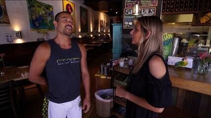 #CaliforniaOnboard: Maya descobre um espaço bem brasileiro em Santa Barbara