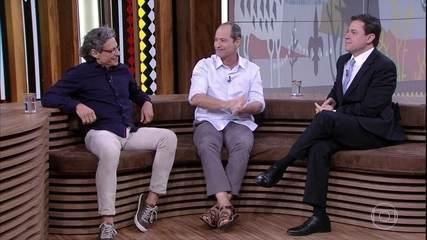 Gerson Camarotti explica como começou sua amizade com Ariano Suassuna