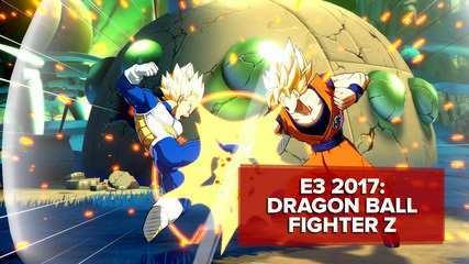 E3 2017: 'Dragon Ball Fighter Z' tem força para ser melhor game do anime