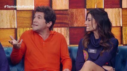 Daniel conta história engraçada com garçom na Argentina