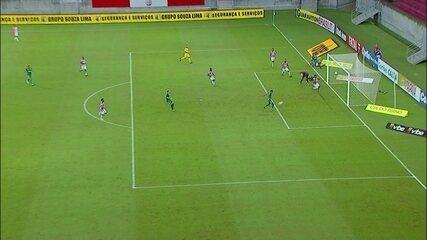 Veja o gol de Jarlan para o Goiás