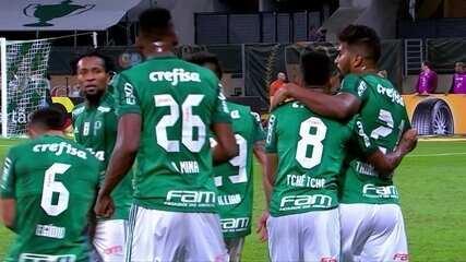 Os gols de Palmeiras 3 x 3 Cruzeiro pela Copa do Brasil