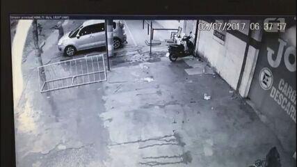 PM sofre tentativa de homicídio em Guarujá
