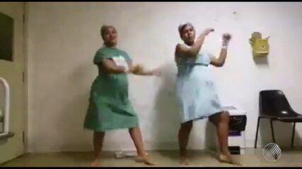 Grávidas dançam o 'Despacito' e fazem sucesso na internet