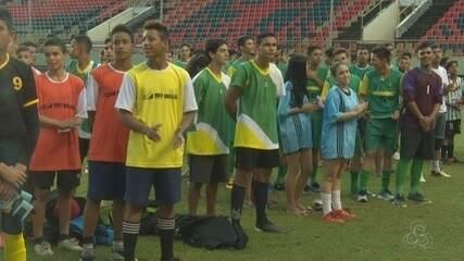 Com mais de mil alunos particpantes, Jogos Escolares são abertos em Rio Branco