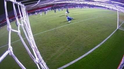 Veja lances em que Prass foi questionado por torcedores do Palmeiras