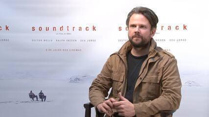 Selton Mello fala sobre o filme 'Soundtrack'