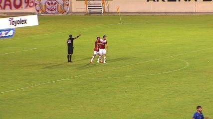 Gols do atacante Frontini pelo Sergipe no estadual 2017