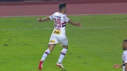 Melhores momentos: São Paulo 2 x 2 Atlético-GO pela 13ª rodada do Brasileirão 2017