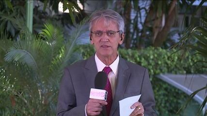 Valdo Cruz comenta bastidores de entrevista exclusiva com Rodrigo Maia