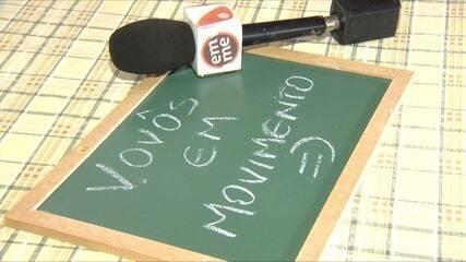 Em Movimento: Participe da campanha 'Vovôs Em Movimento'