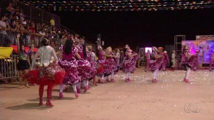 Quadrilhas de 17 estados se reúnem em Palmas para participar de concurso nacional