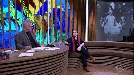 Márcia Haydée relembra infância e primeiro espetáculo