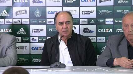 Marcelo Oliveira fala sobre experiências adquiridas nos cinco anos fora do Coritiba