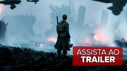 Veja trailer de 'Dunkirk', novo filme de Christopher Nolan