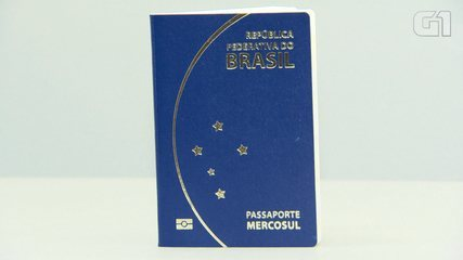 G1 Mostra O Passo A Passo De Como E Feito Um Passaporte Veja Detalhes Do Processo Rio De Janeiro G1