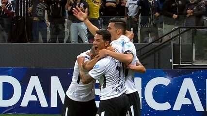 Com gol de Pedrinho, Corinthians venceu o Patriotas por 2 a 0