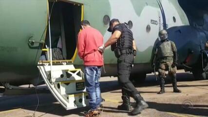 Comando da grande operação policial, que transfere 27 presos, convoca coletiva