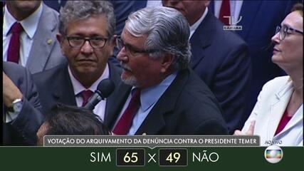Veja como votaram dos deputados do estado do Mato Grosso do Sul