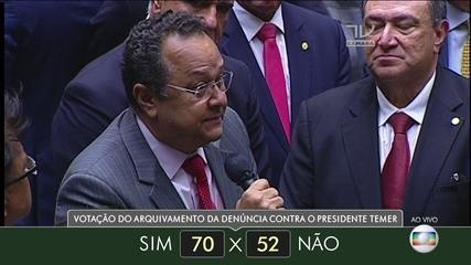 Veja como votaram dos deputados do estado do Amazonas