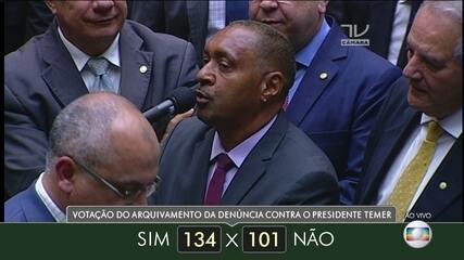 Veja como votaram dos deputados do estado de São Paulo