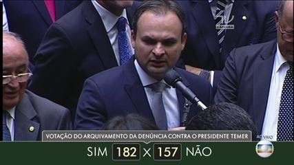 Veja como votaram dos deputados do estado do Piauí