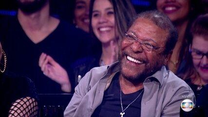 ´Maravilha´ diz Martinho da Vila sobre Rafael Cortez