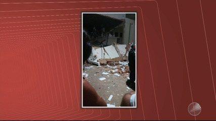 Bandidos explodem agência do Banco do Brasil em Parapiranga