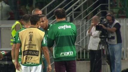 Cuca e os preparativos do Palmeiras antes da decisão por pênaltis