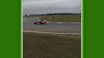 Massa volta às pistas após não disputar o GP da Hungria