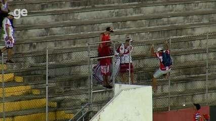 Globo FC é punido pelo STJD e terá dois jogos com portões fechados