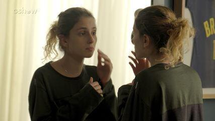 Resumo de 11/8 - Ivana avisa que vai mudar de aparência
