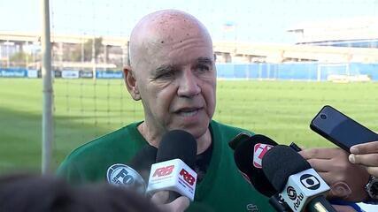 Valdir Espinosa fala após ser demitido pelo Grêmio