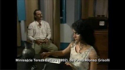 Confira um trecho da minissérie Tereza Batista, adaptada de um livro de Jorge Amado