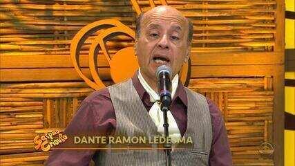 """Dante Ramon Ledesma toca """"Ginete de Ilusões"""""""