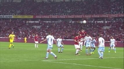 Melhores momentos: Internacional 3 x 1 Londrina pela 20ª rodada da série B do Brasileirão