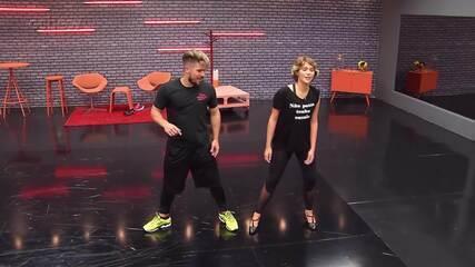 Veja como foi a primeira semana de ensaios de Isabella Santoni no 'Dança dos Famosos'