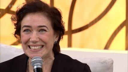Lilia Cabral deixa escapar spoiler de 'A Força do Querer'