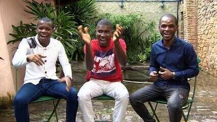 Três estudantes africanos em intercâmbio que vieram estudar falam de suas percepções