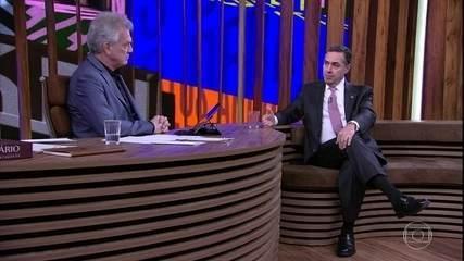 Luís Roberto Barroso falou sobre parlamentarismo e semipresidencialismo