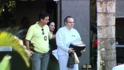 Doleiro Lúcio Funaro assina acordo de delação premiada na Lava Jato
