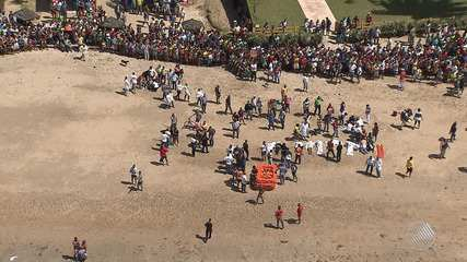 Tragédia na Baía de Todos-os-Santos: barco naufraga durante travessia Salvador-Mar Grande