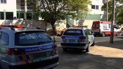 Delegado acredita que adolescente suspeito de matar vizinha premeditou crime em Goiânia