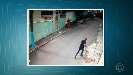 Enterro do cabo Thiago mal tinha terminado e outro pm foi morto: o subtenente Sampaio